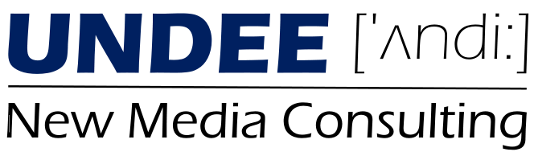 UNDEE New Media Consulting - LOGO